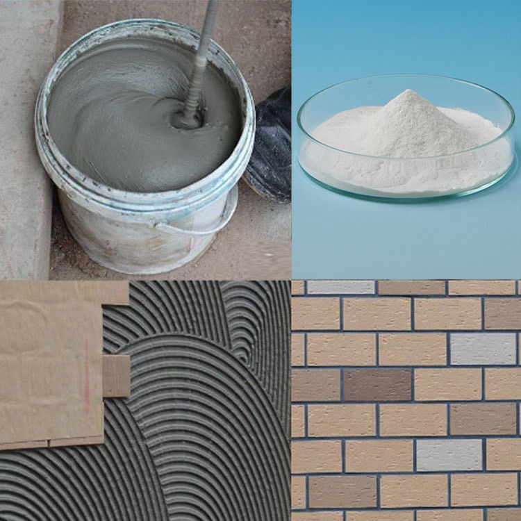 Dry mixed mortar additive Methyl Hydroxyethyl Cellulose
